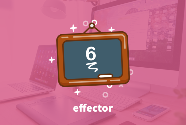 Web design effector