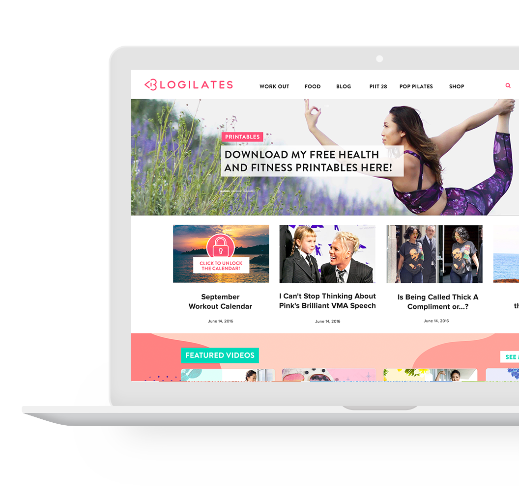 Effector | Website Design for Gyms, Personal Trainers and Coaches